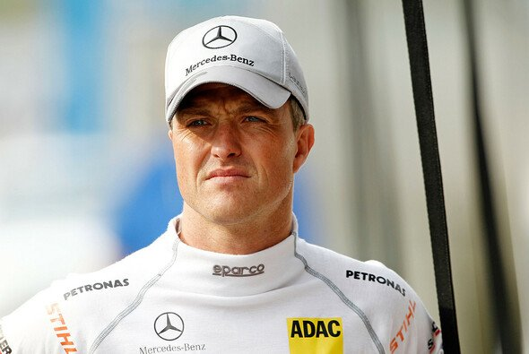 Schumacher peilt Top-10 an - Foto: DTM