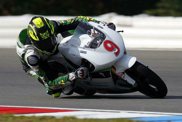 Ob Toni Finsterbusch weiter für MZ-Racing startet, ist noch ungewiss - Foto: MZ Racing