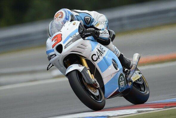 Simone Corsi hat momentan noch keine Ahnung, wo er 2013 starten wird