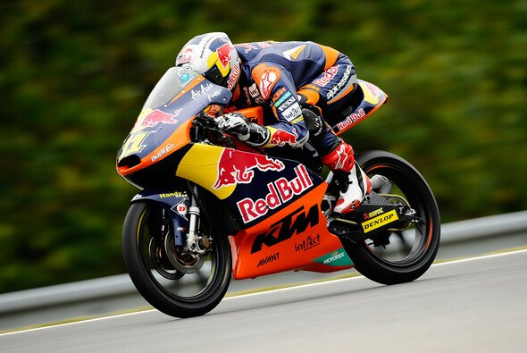 Sandro Cortese schüttelte seine italienischen Verfolger erfolgreich ab - Foto: Red Bull/GEPA