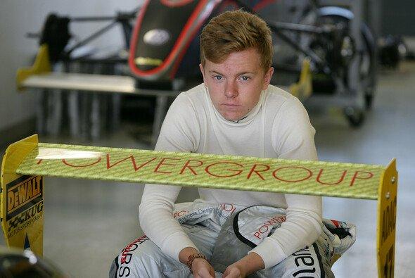Nici Pohler machte ein langes Gesicht - Foto: ADAC Formel Masters