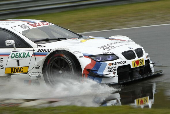 Maxime Martin und Fabio Leimer absolvieren Test im BMW M3