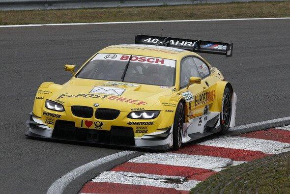 Dirk Werner war der Schnellste - Foto: BMW AG