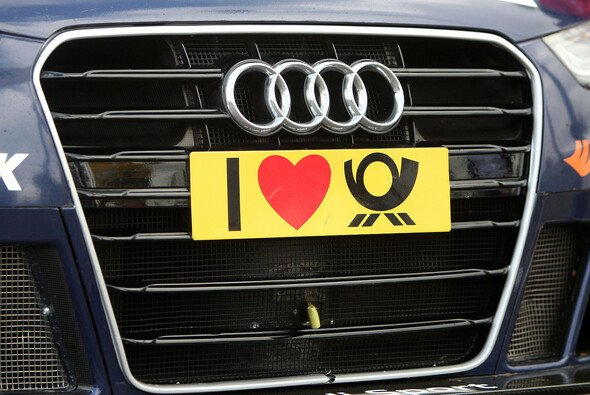 Audi gibt acht Nachwuchspiloten die Chance, einen Audi A5 DTM zu pilotieren