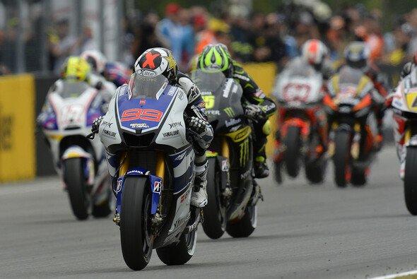 Das MotoGP-Starterfeld wird 2013 etwas anders aussehen als in dieser Saison