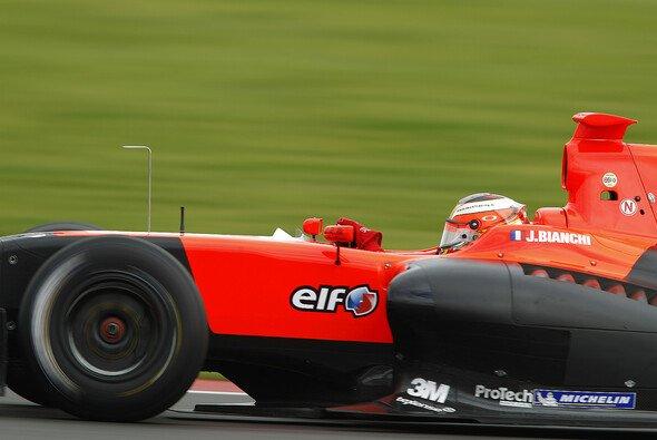 Bianchi reist als Meisterschaftsführender nach Barcelona