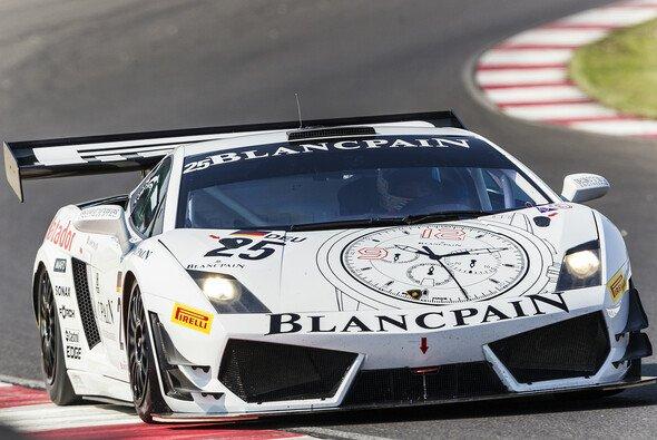 Lamborghini hat das Qualifying-Rennen auf dem Nürburgring gewonnen
