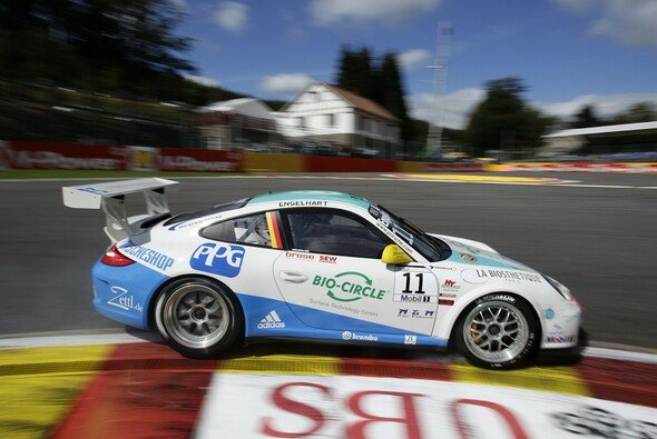 Gemischte Gefühle bei Konrad Motorsport in Spa
