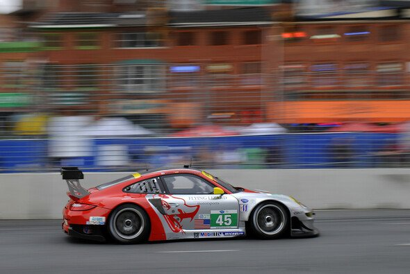 Die ALMS startet ertsmals auf dem Virginia International Raceway - Foto: Porsche