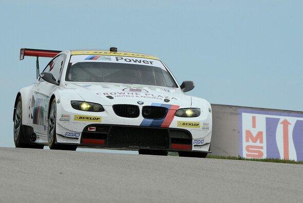 Dem BMW-Werksteam RLL fehlte es in Virginia an Fortune - Foto: ALMS