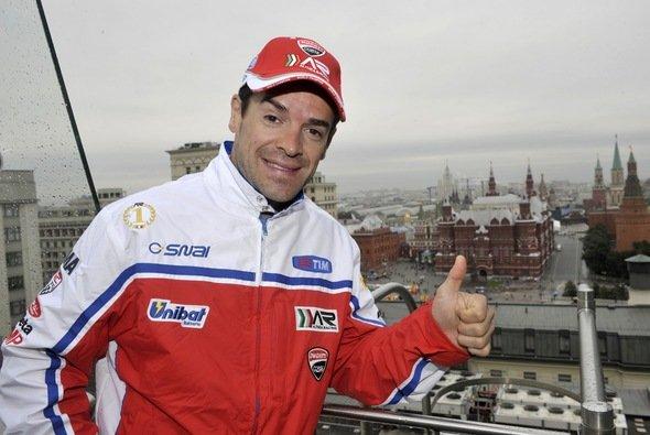 Carlos Checa prognostiziert der Superbike-WM eine positive Zukunft