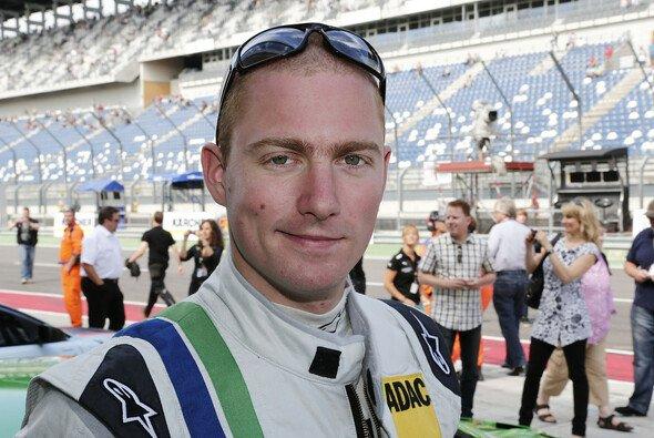 Maxime Martin wird 2013 Werksfahrer bei BMW