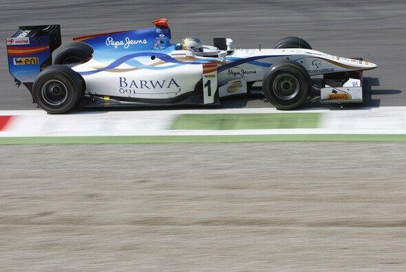 Johnny Cecotto jr. reist mit einem zweiten und einem fünften Platz aus Monza ab