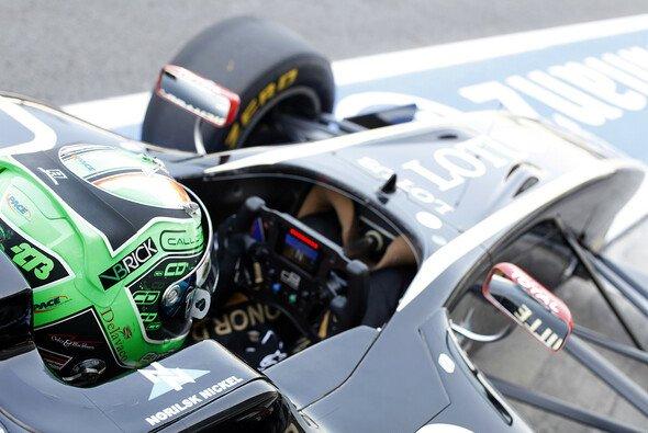 Blick über den Tellerrand: Conor Daly tauscht sein GP3-Cockpit gegen einen Formel-Renault-Platz