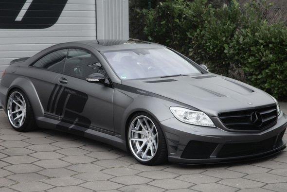 Tuner Prior Design veredelt den Mercedes CL - Foto: Prior