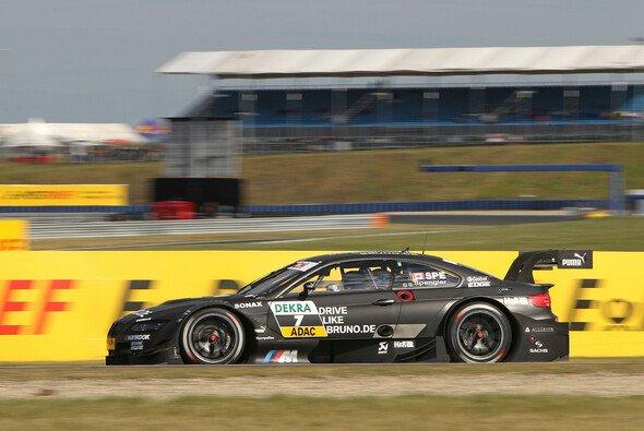 Bruno Spengler sicherte sich am Samstagvormittag die Bestzeit - Foto: RACE-PRESS