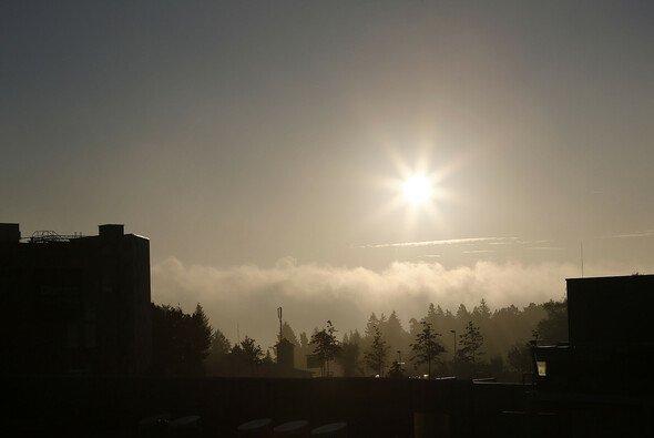 Die Eifel wartet mit Sonnenschein auf