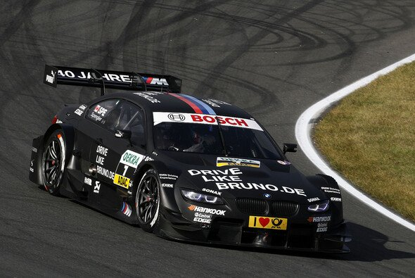 Bestzeit für Bruno Spengler - Foto: BMW AG