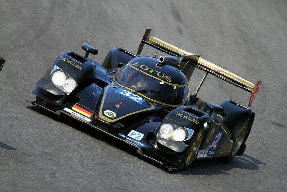Lotus will in der LMP2 um Siege fahren