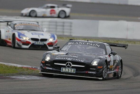 Der Mercedes-Benz SLS AMG ist in vielen Rennserien erfolgreich