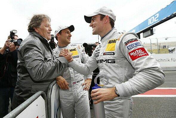 Haug war maßgeblich am Mercedes-Erfolg in der DTM beteiligt