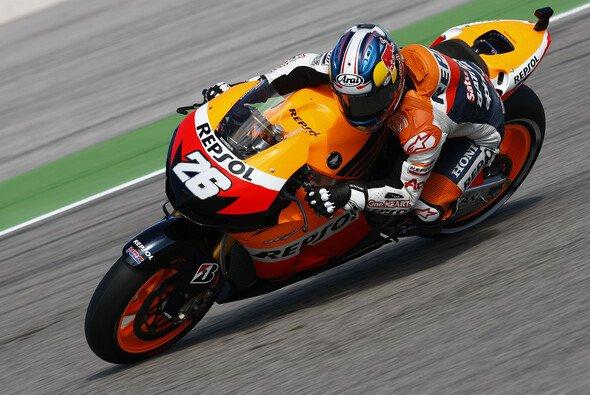 Dani Pedrosa hat sich den Sieg in Aragon gesichert - Foto: Honda