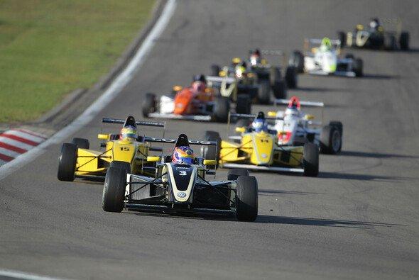 Marvin Kirchhöfer gehört zu Deutschlands größten Talenten im Formelsport