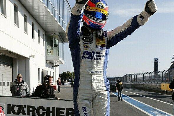 Kirchhöfer fuhr eine starke Debütsaison - Foto: ADAC Formel Masters