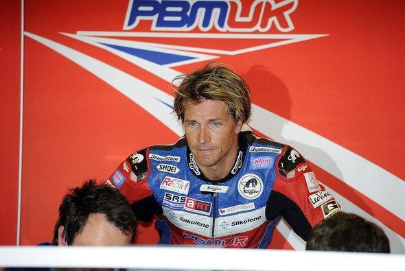 James Ellison startete in der vergangenen Saison in der MotoGP
