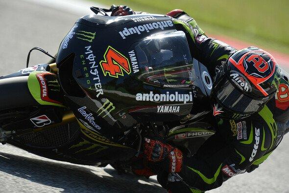 Andrea Dovizioso versucht sich nur auf die aktuellen Rennen zu konzentrieren