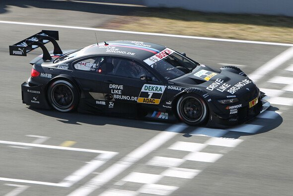 Dritter Saisonsieg für Bruno Spengler - Foto: RACE-PRESS