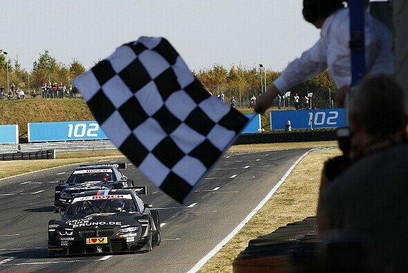 BMW nimmt viel Selbstvertrauen mit nach Spanien - Foto: DTM