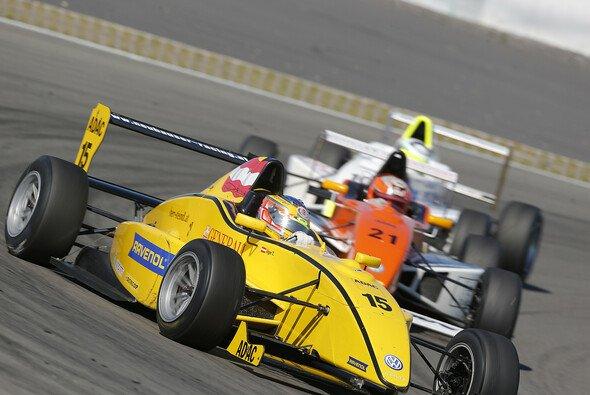Thomas Jäger beendet die Formel Masters Saison auf Gesamtrang fünf - Foto: ADAC Formel Masters