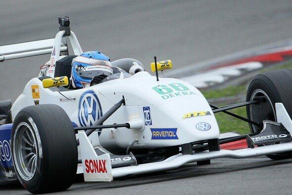 Andre Rudersdorf tritt 2013 in der neuen F3 EM an
