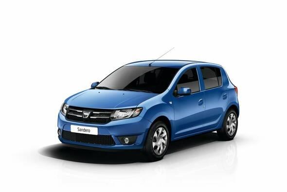 Dacia präsentiert auf der - Foto: Dacia