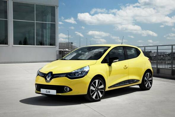 Der Renault Clio wurde gleich beim Martstart ausgezeichnet