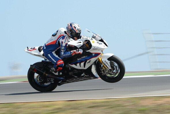 Marco Melandri verbuchte in Portimao erneut zwei Nuller im WM-Kampf - Foto: BMW AG