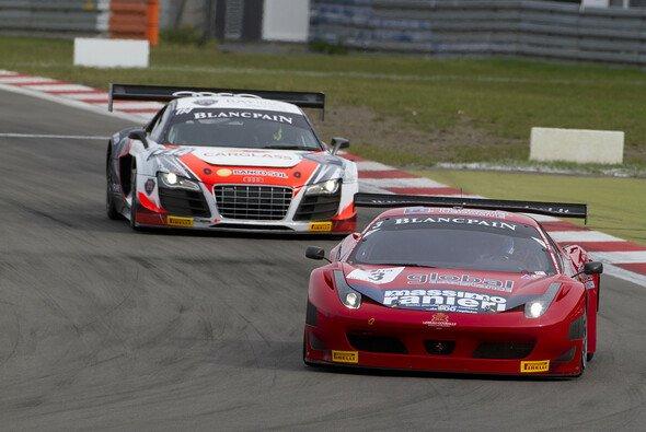 Ferrari siegte auf dem Nürburgring
