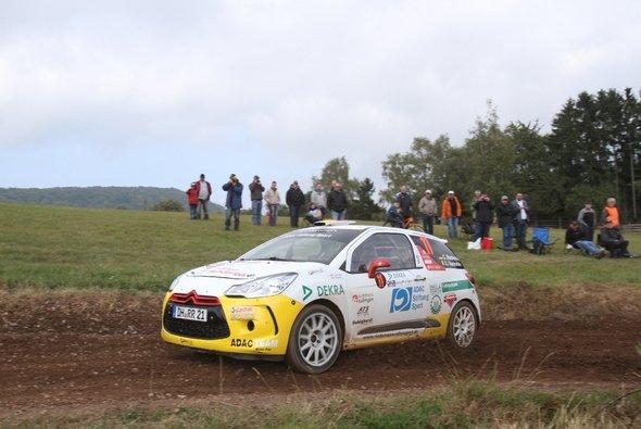 Im Braunkohlerevier steht eine spannende Rallye bevor