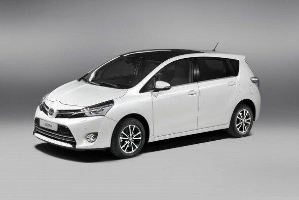 Toyota präsentiert die neue Kollektion - Foto: Toyota