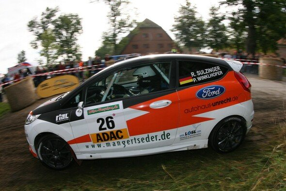 ADAC Rallye Junior Cup 2012 - Spannend bis zum Schluss