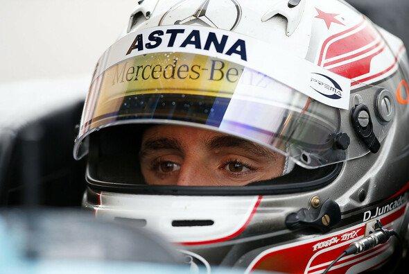 F3 ES Champion Daniel Juncadella darf für Mercedes testen