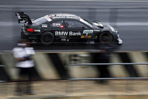 Holt sich Bruno Spengler am Hockenheimring seinen ersten DTM-Titel? - Foto: BMW AG