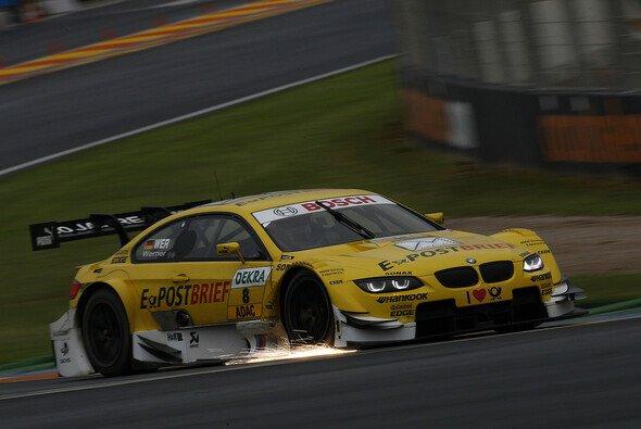 Dirk Werner ergatterte in seiner ersten DTM-Saison 29 Punkte - Foto: BMW AG