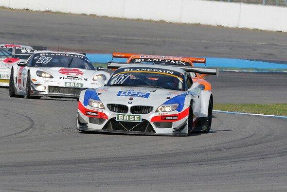 Der BMW Z4 GT3 war in der Saison 2012 in vielen Rennserien erfolgreich