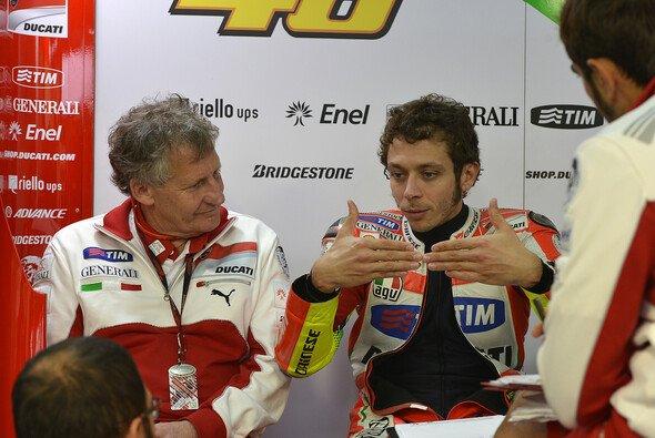 Valentino Rossi wird der MotoGP noch erhalten bleiben