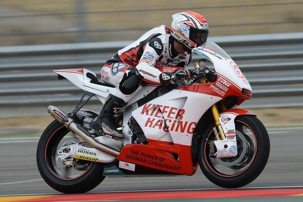 Mike di Meglio sorgte für Aufatmen im Kiefer Racing Team