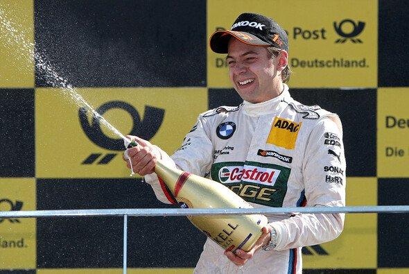 Ein großer Tag für BMW - Foto: RACE-PRESS