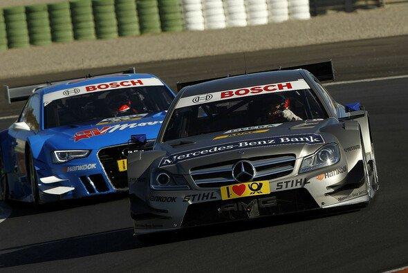 Christian Vietoris wurde für 2013 noch nicht bei Mercedes bestätigt