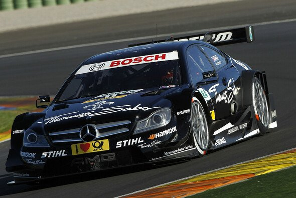 Gary Paffett hat beste Aussichten auf die Meisterschaft - Foto: DTM
